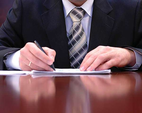 Форма Заявления за Свой Счет - картинка 1