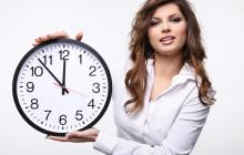 Табель учета рабочего времени — заполнение образца