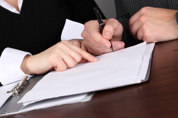 Документ о компенсации при увольнении